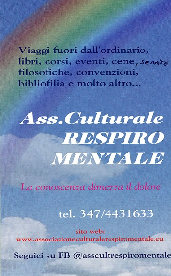 Maria Lanzone/Ass.Cult. Respiro Mentale