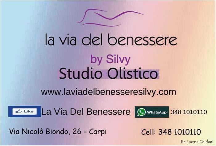 La via del benessere by Silvy